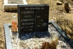 Wynand, Cathrina
