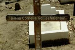 Valentyn, Helena Cornelia