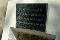 Nen, Wynand