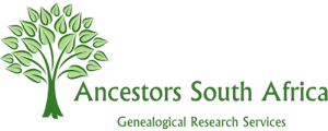 South Africa Ancestors & Family Tree Research Logo