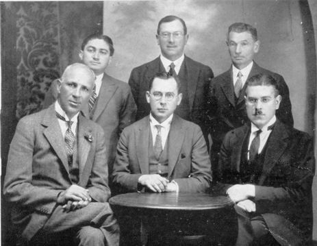 Committee of the South African Jewish Year Book 1929