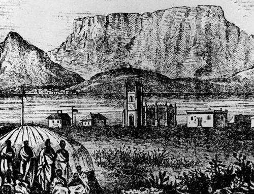 Beaufort West man of God buried on Robben Island