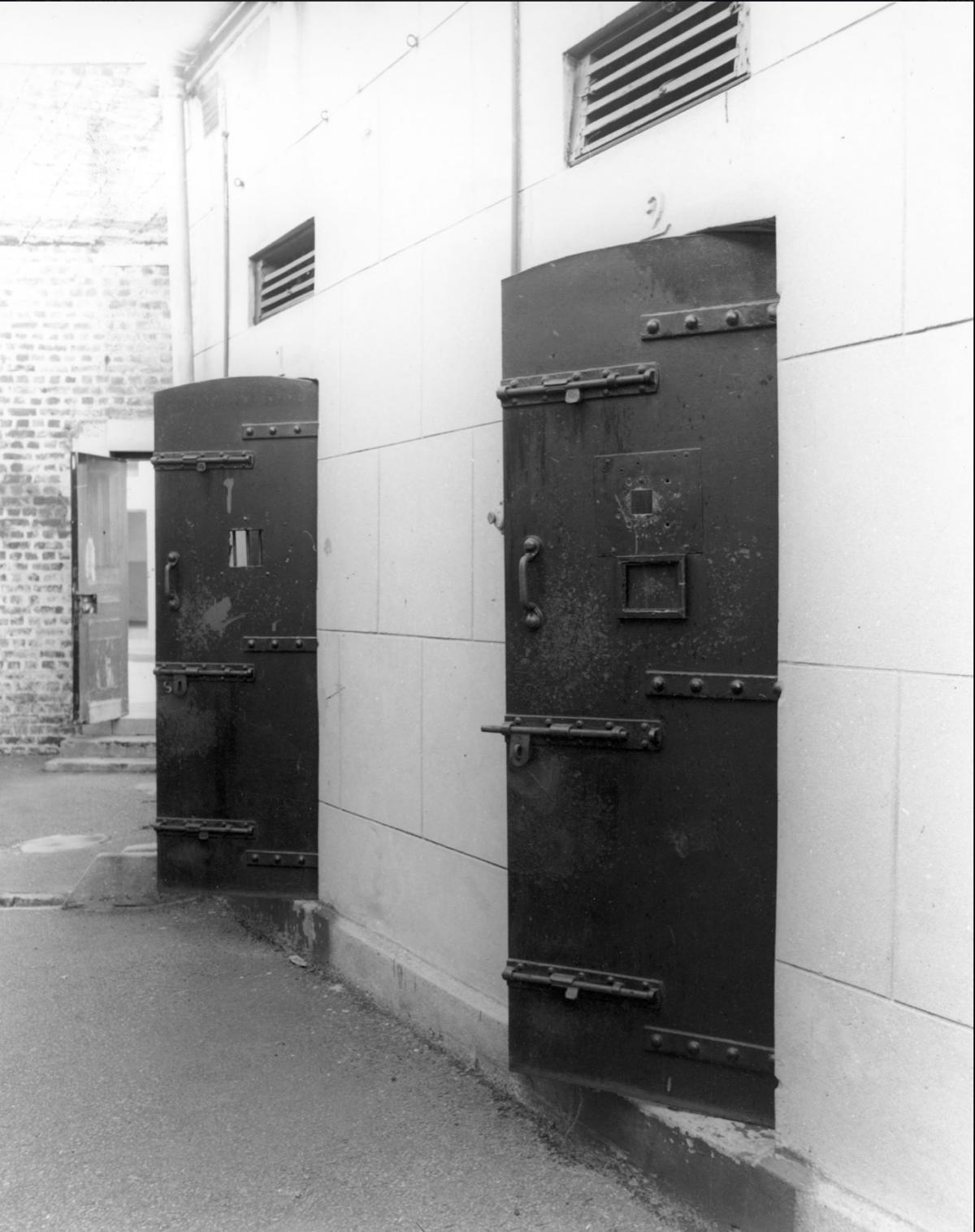 Jail doors