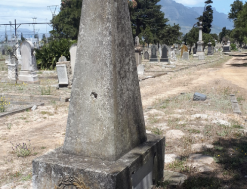 The Grave of Lady Sale